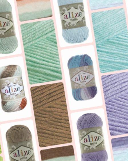how to combine colors bella batik