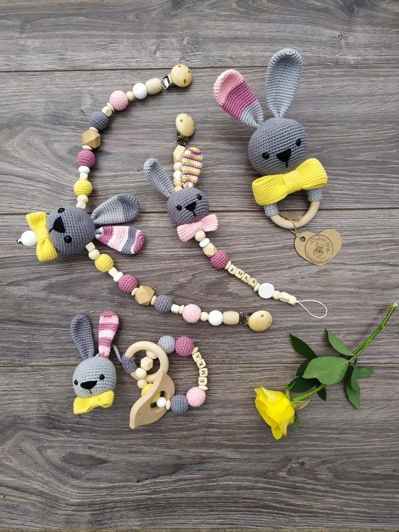 hrkalkovy set zajko vsetky